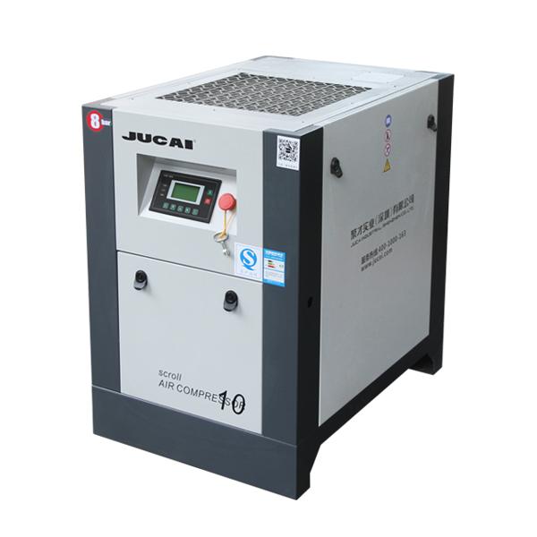 JCOX3-10HP无油涡旋机